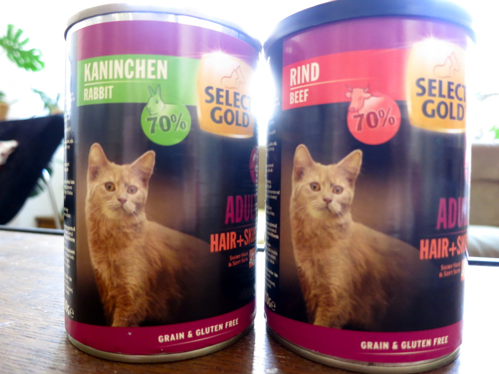 Select Gold Cat Food